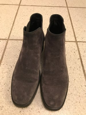 Tod's Chelsea Boots black-grey