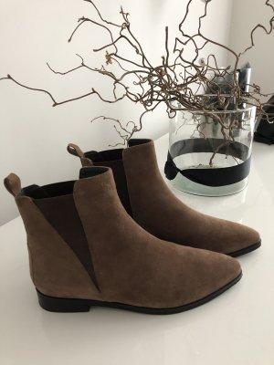 Chelsea Boots von Lazzarini , braun  , Gr.38 , NEU
