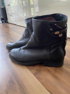 Nubikk Chelsea laarzen zwart