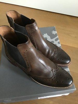 Chelsea Boots von Salamander, Größe 38