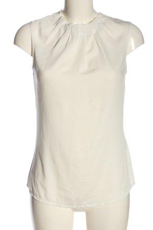 Chelsea Rose NYC Sleeveless Blouse white business style