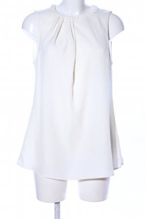 Chelsea Rose NYC Sleeveless Blouse white casual look