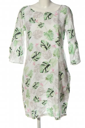 Chelsea Rose NYC Blouse Dress themed print casual look