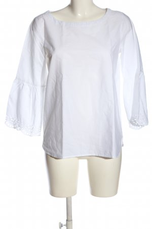 Chelsea Rose NYC Slip-over Blouse white casual look