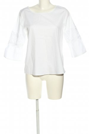 Chelsea Rose NYC Lace Blouse white casual look