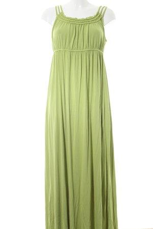 Chelsea & Theodore Maxikleid grün Elegant