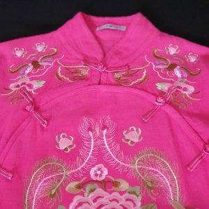 Cheongsam Embroidery!