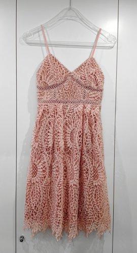 Cherry Koko Summer Dress pink