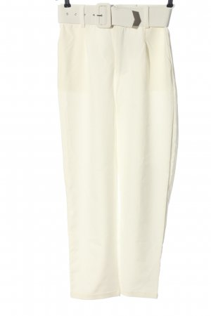 Cherry Koko Jersey Pants cream casual look