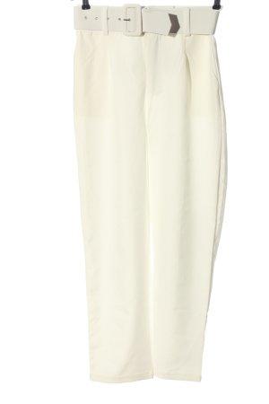 Cherry Koko Jersey Pants cream casual look