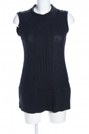 Cherry Lace Dress black casual look