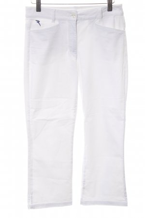 Chervo 3/4 Length Trousers white casual look