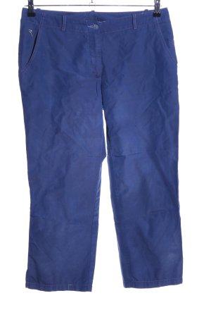 Chervo Caprihose blau Casual-Look