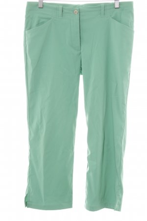 Chervo Jersey Pants green casual look