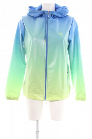 Chervo Between-Seasons Jacket color gradient casual look
