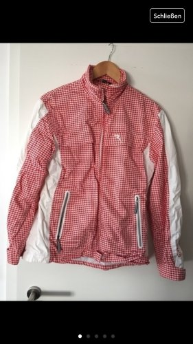 Chervo Sports Jacket white-red