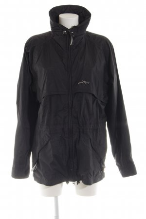 Chervo Windbreaker black casual look
