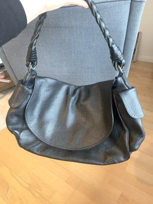 Chi Chi Fan Shoulder Bag black