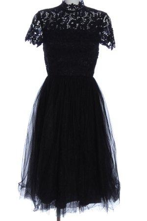 Chi Chi London Abendkleid schwarz Elegant