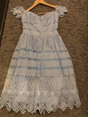 Chi Chi London Suknia wieczorowa błękitny