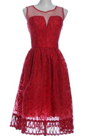 Chi Chi London Suknia balowa czerwony Elegancki