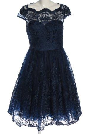 Chi Chi London Ballkleid blau Elegant