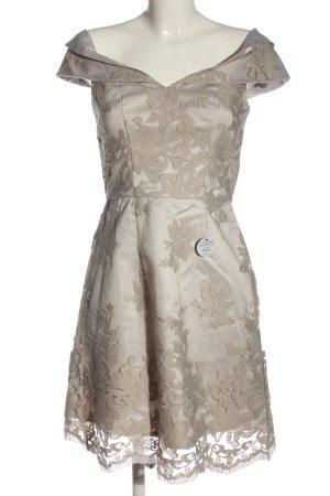 Chi Chi London Robe de bal gris clair style classique