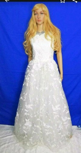 Chi Chi London Suknia ślubna biały