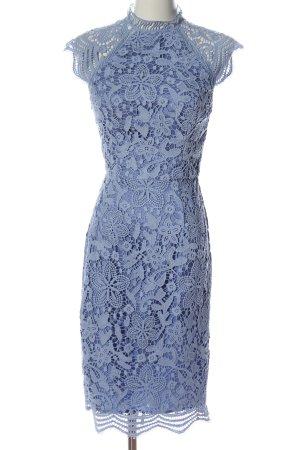 Chi Chi London Cocktailkleid blau Elegant