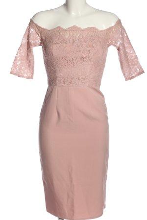 Chi Chi London Cocktailkleid pink Elegant