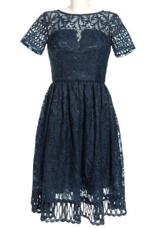 Chi Chi London Sukienka koktajlowa niebieski Elegancki