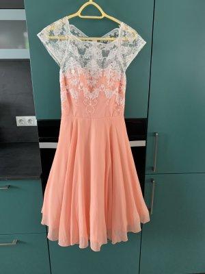 ChiChi London Ball Dress rose-gold-coloured