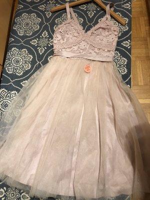 Chi Chi London Sukienka mini stary róż