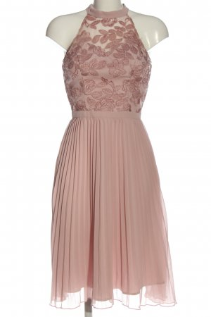 Chi Chi London Minikleid pink Elegant