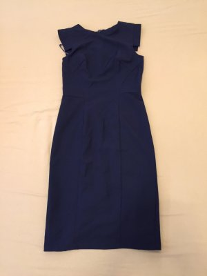 Chi Chi London Sheath Dress dark blue