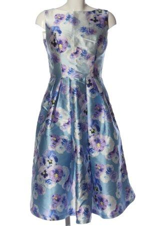 Chi Chi London Pinafore dress allover print elegant