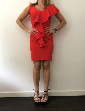 Chiara Boni Manteljurk rood