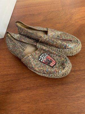 Chiara Ferragni Espadrille sandalen framboosrood-rood