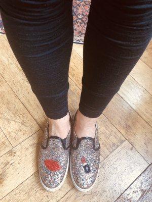 Chiara Ferragni Sneakersy wciągane Wielokolorowy