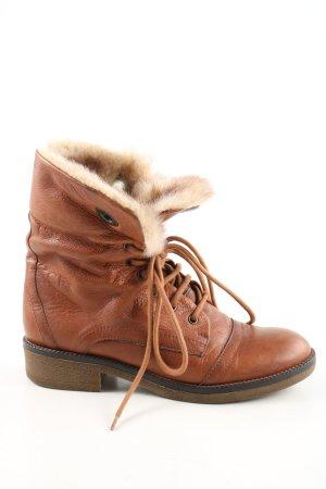 Chiara Future Bottes d'hiver brun style décontracté