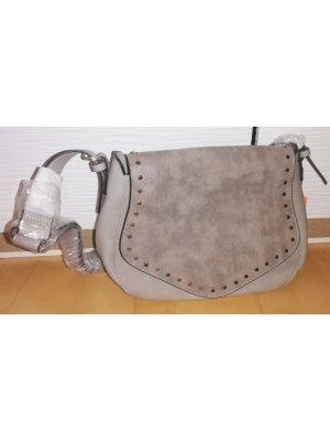 Chiara Mazzini Handbag silver-colored-light grey