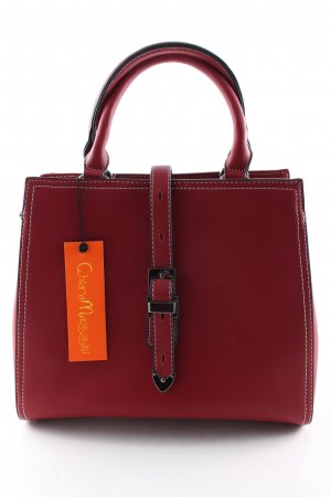Chiara Mazzini Carry Bag red business style