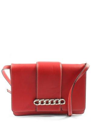 Chiara Mazzini Mini Bag red elegant