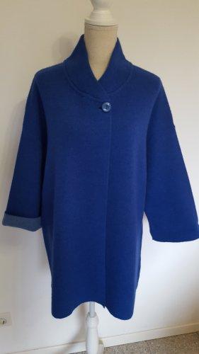 Chiaramente Wełniany sweter jasnoniebieski-niebieski