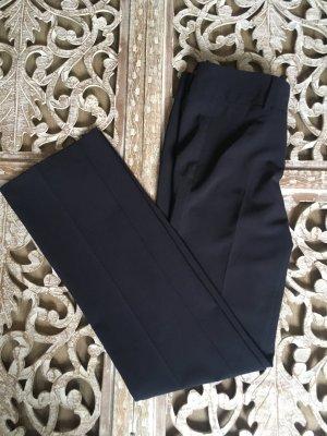Benetton Pantalone a sigaretta blu scuro