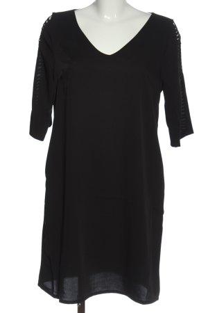 chic & jeune Shortsleeve Dress black casual look