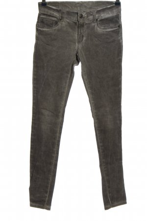 Chic & Mit Low Rise jeans lichtgrijs casual uitstraling