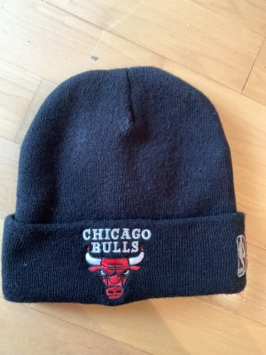 chicago Bulls Cappello in tessuto nero
