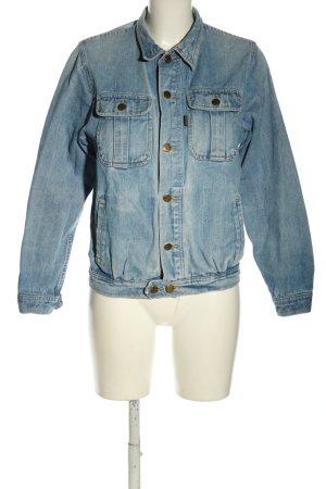 Chicago Jeans Jeansjacke blau Casual-Look