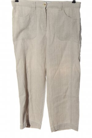 Chicc Linen Pants natural white casual look